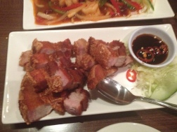 Mouthwatering Crispy Pork Belly