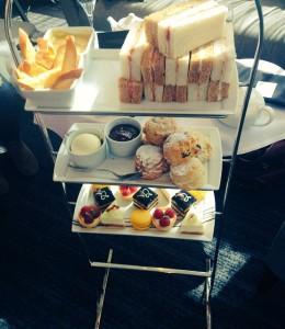 Afternoon Tea at Hotel La Tour