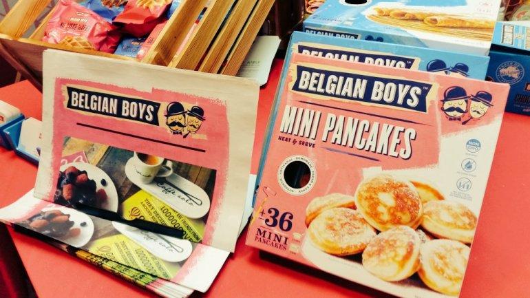 Belgian Boys