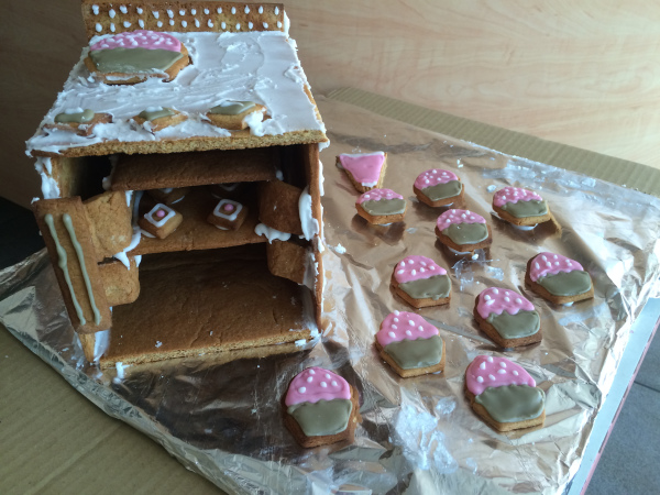 gingerbread-oven