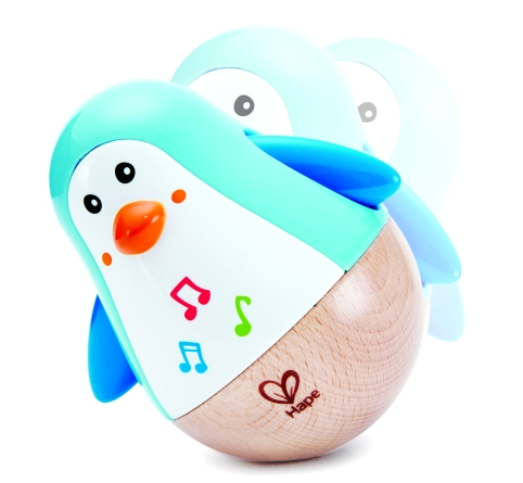 E0331 Wobbling melody Penguin