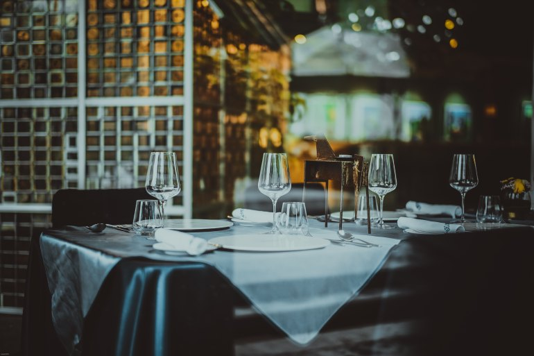 Have you considered private dining?
